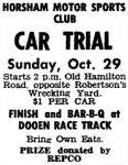 Car Trial