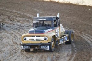 Ho57 V8 Truck - Luke James PHOTO: Emma Bansemer
