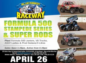 Formula 500 Stampede Series & Super Rods