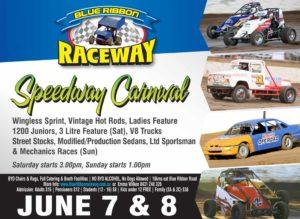 Speedway Carnival - June 7 & 8