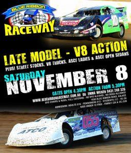 Late Model - V8 Action