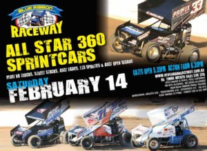 All Star 360 Sprintcars