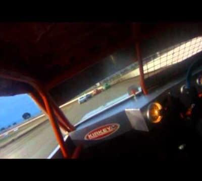 Ride with Luke Storer at Blue ribbon Raceway