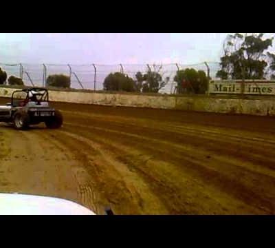 Horsham Speedway Supermodifieds 2009