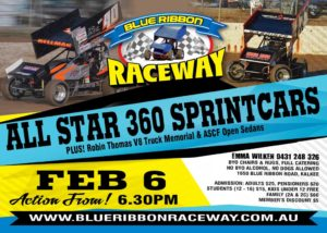 All Star 360 Sprintcars