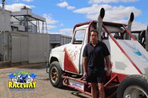 HO68 V8 TRUCK: Brendan Jackson