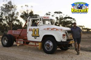 HO11 V8 TRUCK: Tim Driller