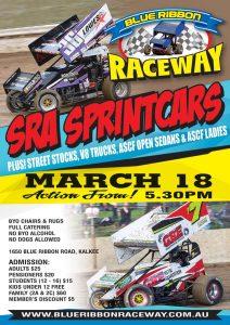 SRA Sprintcars