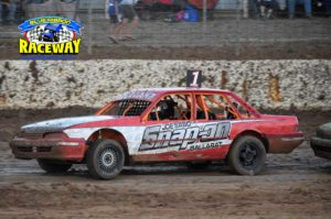 WILL LAMB: Alway fast at the Kalkee speeway track. PHOTO M&L Speedway Photography