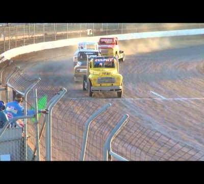 V8 Truck Racing - 8th January 2012
